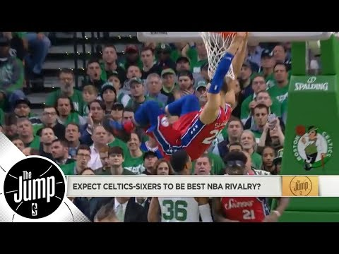 Will 76ers vs. Celtics be the best NBA rivalry in 2018-19? | The Jump | ESPN