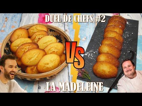 cyril-lignac-vs-philippe-conticini-:-la-madeleine-!
