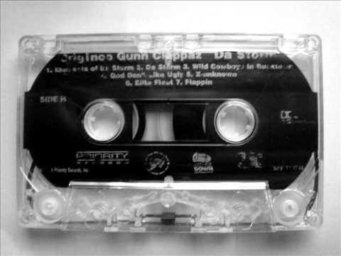 Originoo Gunn Clappaz - Elite Fleet (Tape) (1996)