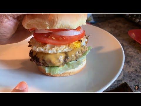 How to make a Juicy Hamburger