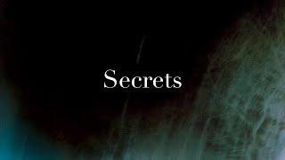 The Cure - Secrets (LYRICS ON SCREEN) 📺
