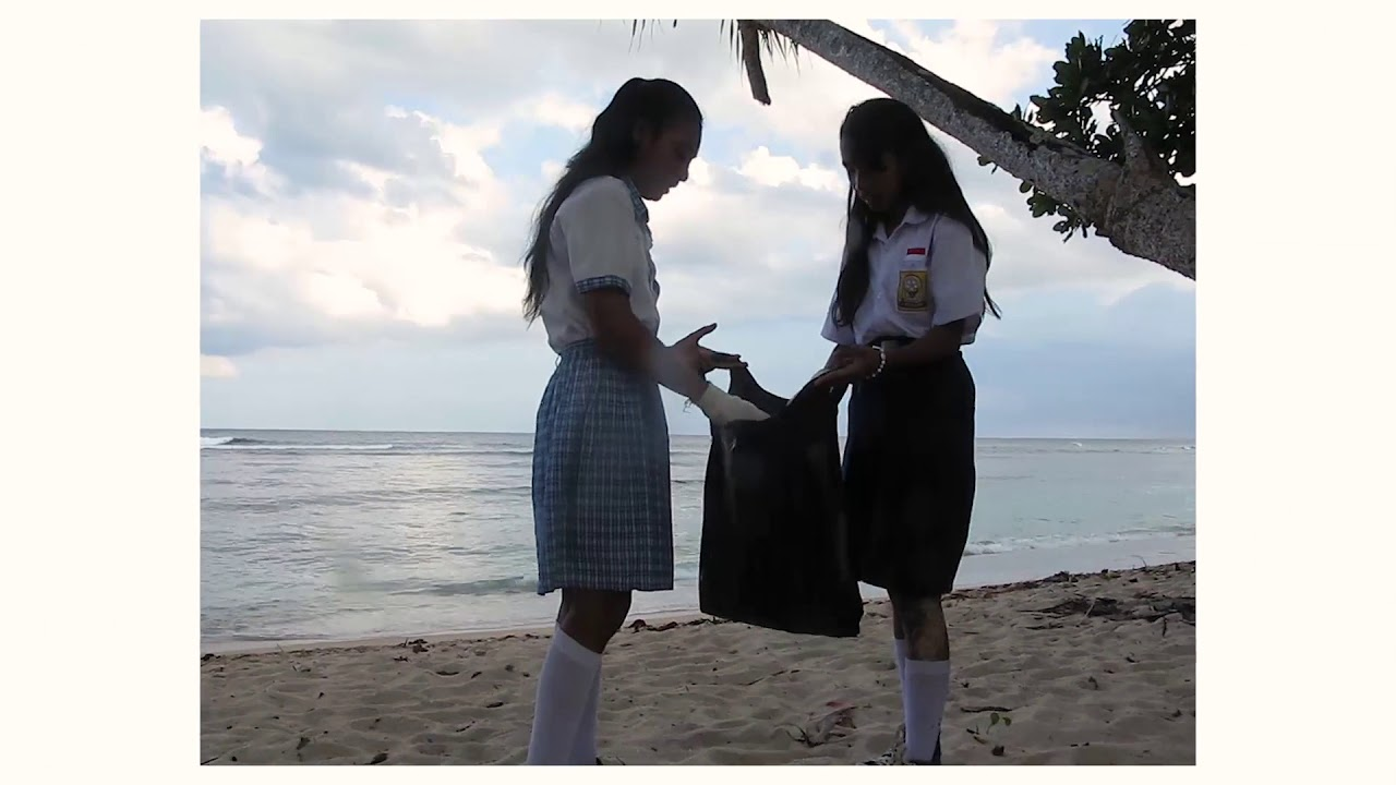 Beach Cleanup /// Short Films /// Bido, Morotai, Indonesia
