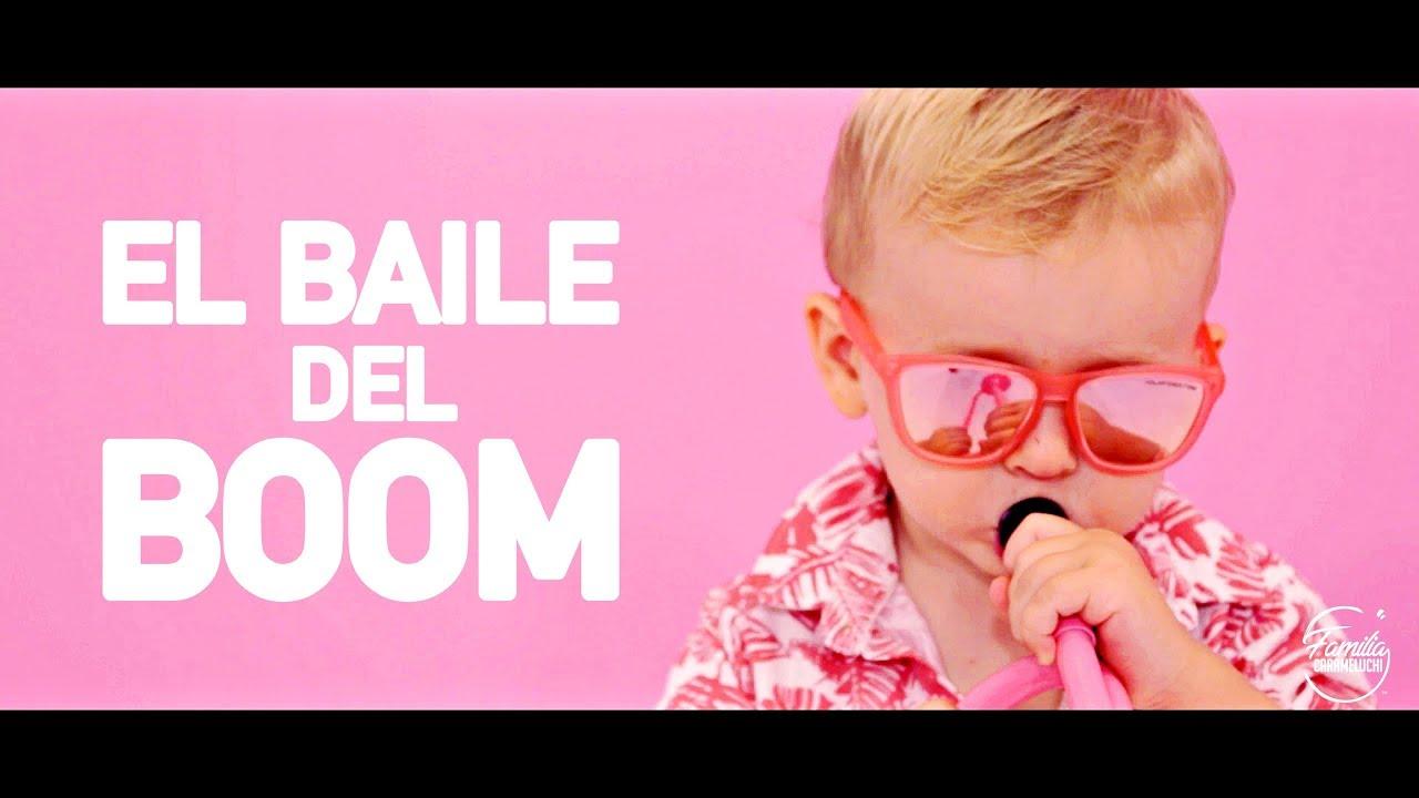 EL BAILE DEL BOOM Familia Carameluchi (Teaser official