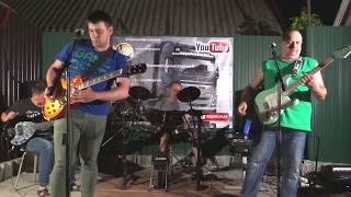 Плачет девушка в автомате - Евгений Зачеславский - кавер - live