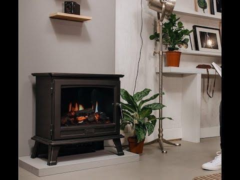 elektrokamin sunningdale mit opti v technik direkt vom hersteller youtube. Black Bedroom Furniture Sets. Home Design Ideas