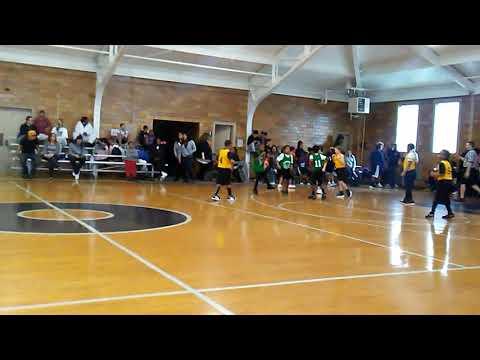 Monessen youth basketball