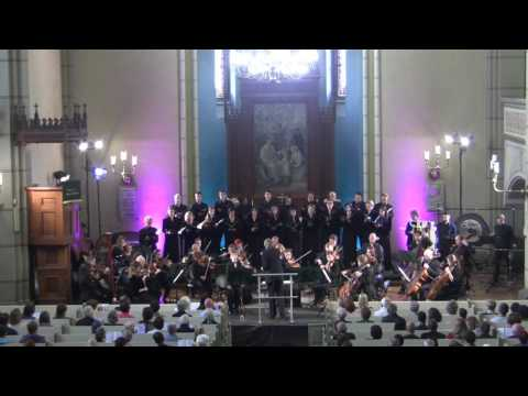 Pavel Karmanov - Oratorio 5 ANGELS - Normunds Sne - Latvian Radio Choir - Sinfonietta Riga
