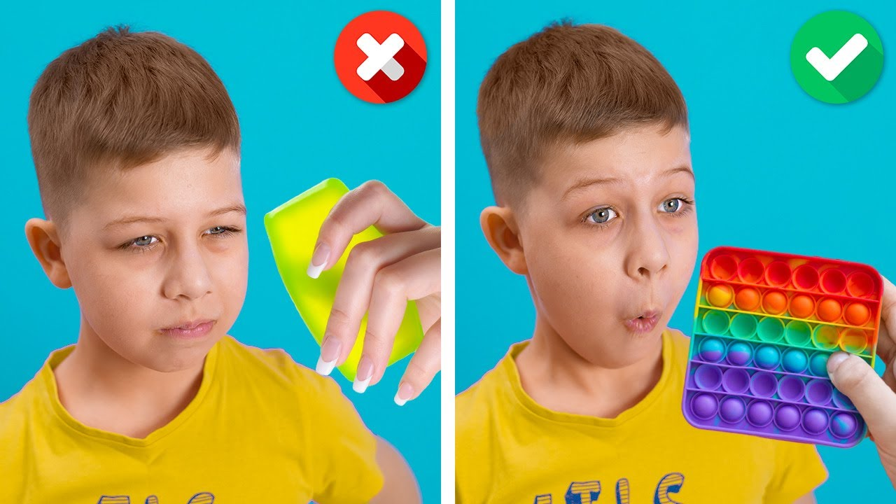 Clever Parenting Hacks That Will Make Your Life Easier || Gadgets For Parents And Kids Training