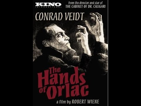 The Hands of Orlac (1924) Full Film