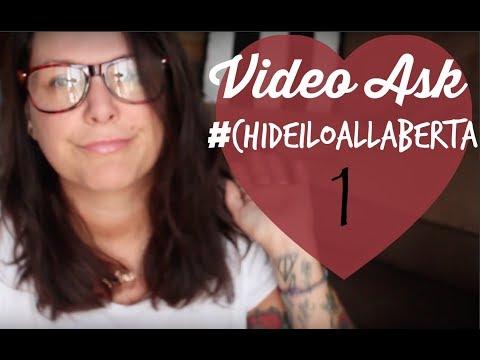 #CHIEDILOALLABERTA - Video Ask - Le Idee di Berta
