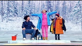 Зима Близко - зимний отдых или типичная семья на курорте? | Дизель cтудио, декабрь 2020