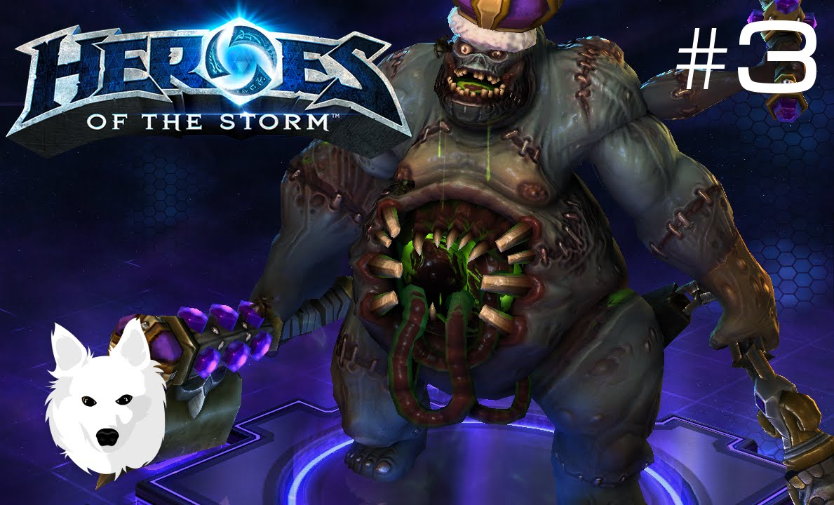 Heroes Of The Storm Test