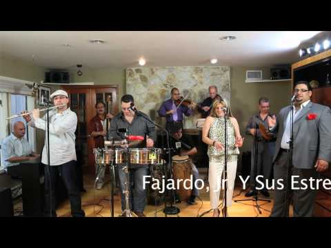 Fajardo, Jr. Y Sus Estrellas perform La Botija