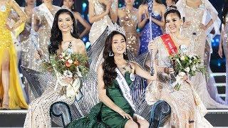 Top 3 Miss World Việt Nam 2019 giao lưu trực tuyến với khán giả