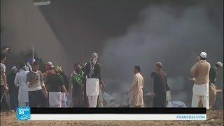 احتجاجات في باكستان بعد إعدام منفذ اغتيال حاكم إقليم البنجاب