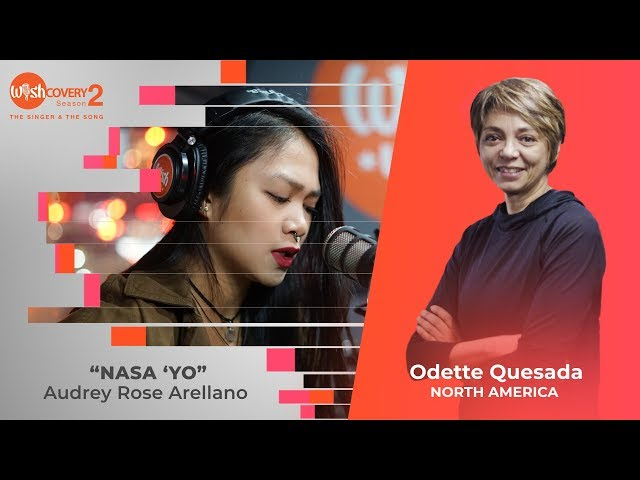 Wishcovery Season 2: Audrey Rose Arellano performs Nasa Yo