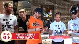 (Bryce Harper & Kevin Hayes) Barstool Pizza Review - Tacconelli's Pizza (Philadelphia)
