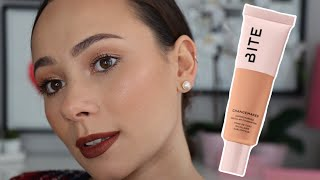 Bite Beauty Changemaker Supercharged Micellar Foundation Wear Test