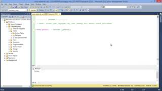 SQL Server | 53 - DATENAME