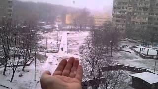 Снег в Киеве  29 11 15