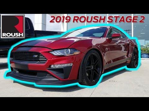 2019 ROUSH Stage 2 - Mustang GT Premium | Walk Around Tour!