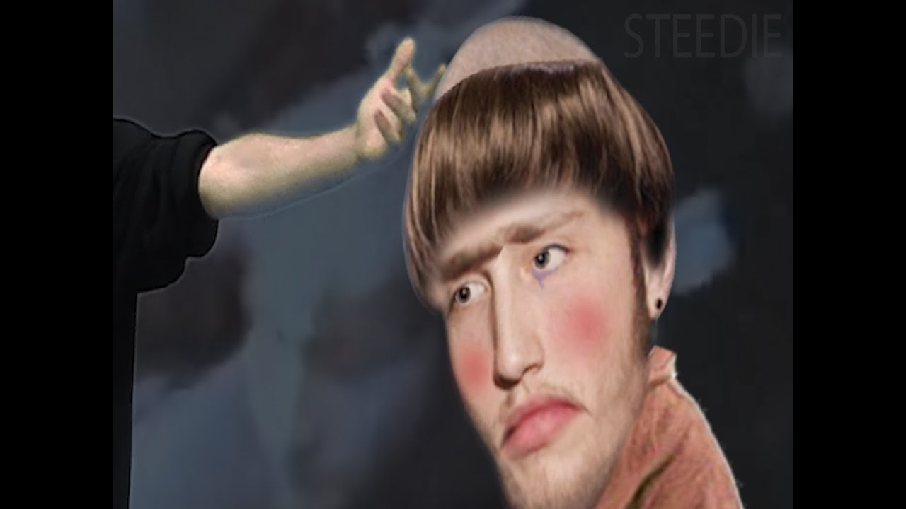 Flip That Hat Faze Banks Bald Spot Meme Youtube