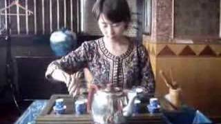 Traditional Chinese Tea Ceremony (Chinese)