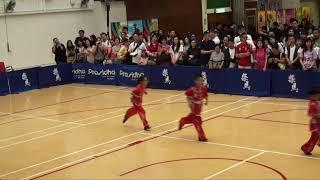Publication Date: 2018-09-01 | Video Title: 20180513 滬江小學~學校小學組五步拳季軍 (第二届全