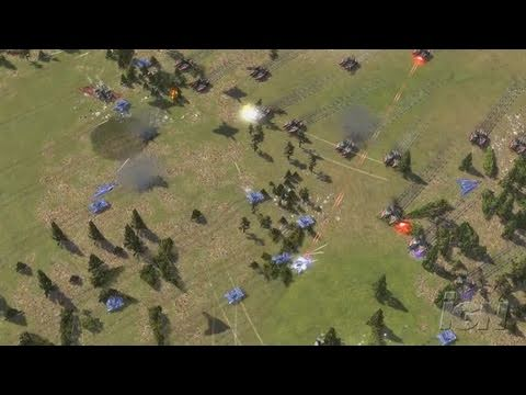 Supreme Commander PC Games Trailer - Trailer