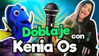 Fandub Doblaje Buscando A Nemo Con Kenia Os  Memo Aponte