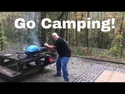 Lake Powhatan, NC , Campground And Scenery. Two Thumbs Up!