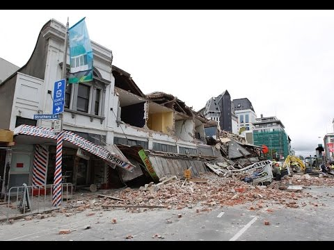 Wow! | 7.8 Quake ROCKS NZ as US Sec John Kerry visits! | Major aftershocks...