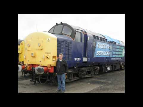CLARKSTERS TRAVELS;CLARKSTER AT CREWE 12/03/11.wmv