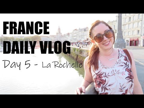 France Daily Vlog - Day 5