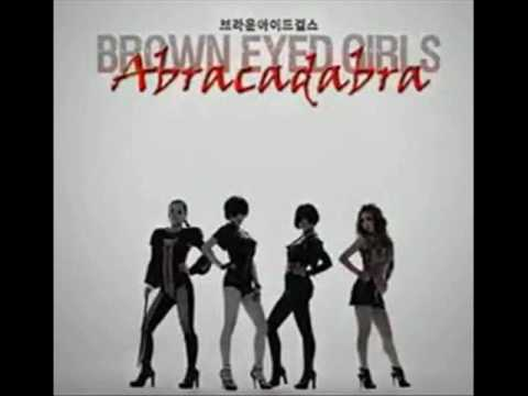 Brown Eyed Girls-Abracadabra [Guy version]