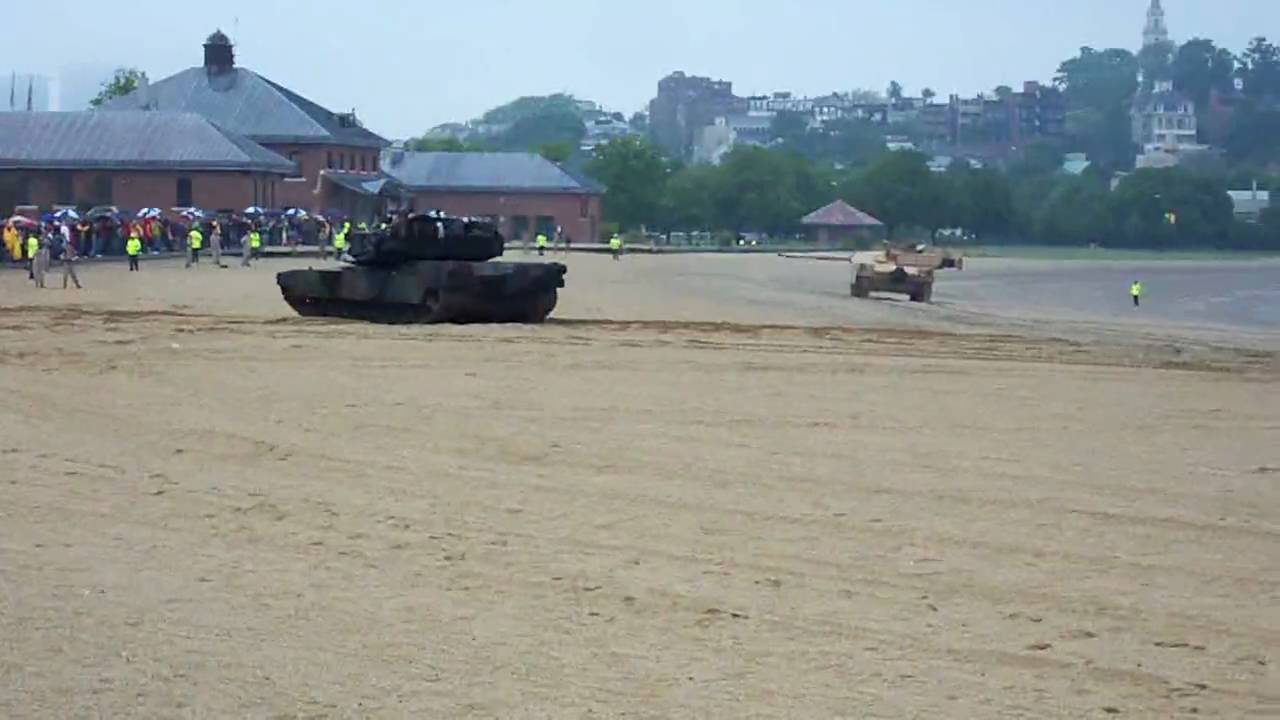 Marines Week Carson Beach South Boston
