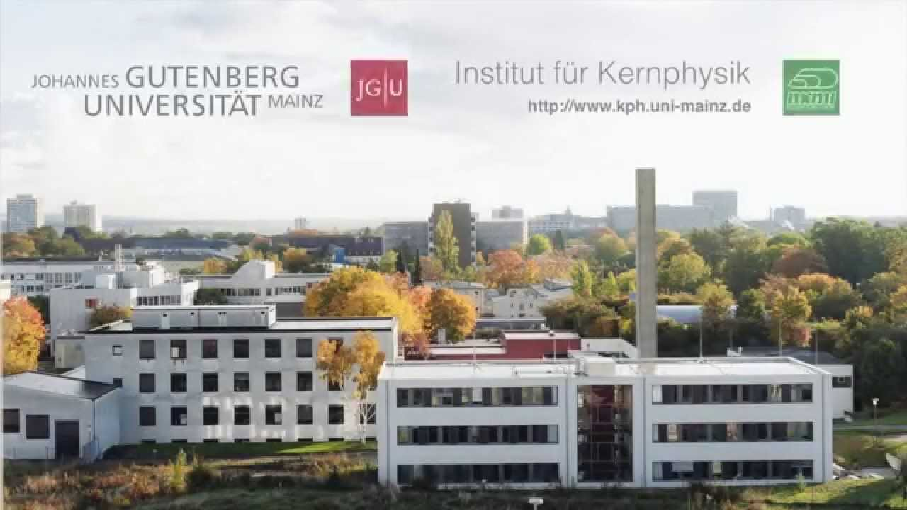 Institute of Nuclear Physics - Johannes Gutenberg ...