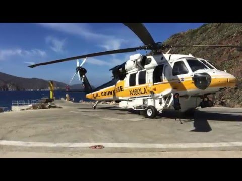 Los Angeles County Fire Air Operations 2015 Year in Review