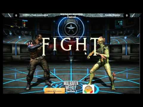 MI RanBat #3 MKX Tournament