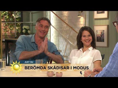 AVSLÖJANDE: Han är nya internationella stjärnan i succéserien Modus - Nyhetsmorgon (TV4)