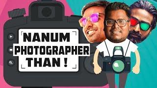Nanum Photographer than! Vijay sethupathi | Soodhu Kavvum style
