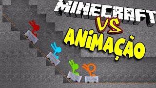 MINECRAFT VS. ANIMAÇÃO 2 [3]