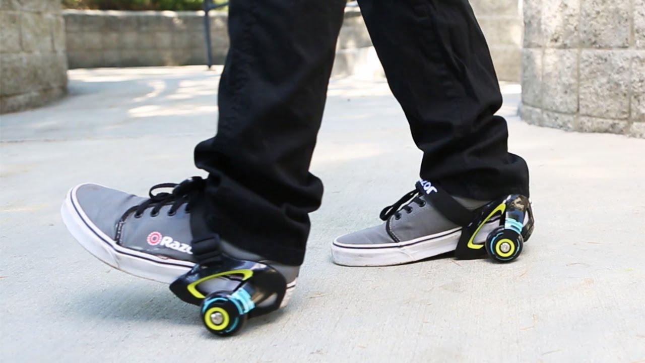 Resultado de imagen de Razor Jetts Heel Wheels