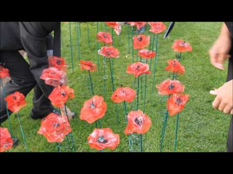 Remembrance Day at The John Lyon School