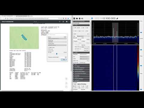 Listening to an ILS Localizer (RTL-SDR Dongle)
