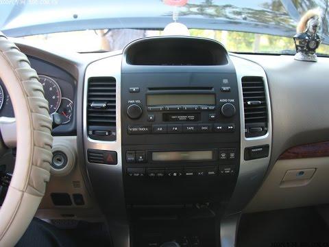 HC FOR TOYOTA 2002 2009 PRADO Car DVD Player GPS