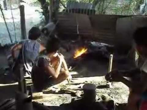 Ang mga Panday ng Ilocos Sur (The Blacksmith's of Ilocos Sur Province)