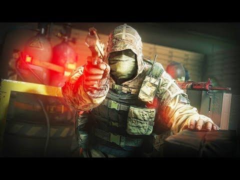WILL MY BATTLE ROYALE SKILLS HELP ME?! | Rainbow Six Siege