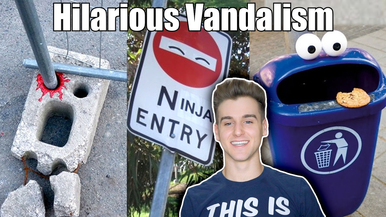 Hilarious Acts Of Vandalism Funny Fails YouTube - 20 times students vandalised textbooks in the funniest way
