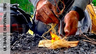 Ultimate Survival Challenge  / 9 Vital Skills You Can Master in 3 Days